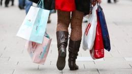 Deutsche Verbraucher sind in Kauflaune – noch