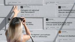 Wie Sicherheitsbehörden toxischen Hass im Netz verfolgen