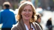 Freut sich über einen neuen Job: Grünen-Politikerin Kerstin Andreae.