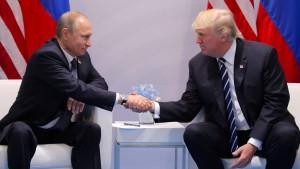 Was sich Trump vom Gipfel mit Putin erhofft