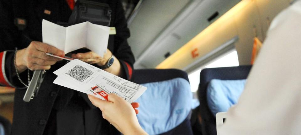 Online Ticket Der Bahn Muss Man Nicht Ausdrucken