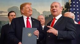 Trump will Nahost-Friedensplan vorstellen