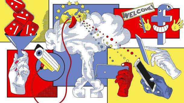 Mit Zensur gegen Terror
