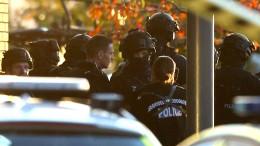 Polizei beendet Geiselnahme in Bowling-Center