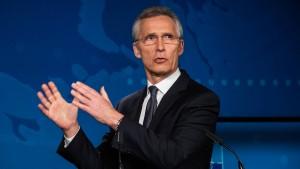 Amerikaner haben Nato-Partner nicht informiert