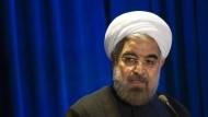 Rohani schlägt Amerika Gefangenenaustausch vor