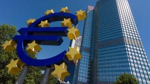 Zwei Länder auf dem Weg in die Eurozone