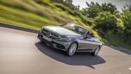 Die Mercedes C-Klasse als Cabriolet