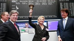 Ein gutes Jahr für Börsengänge
