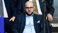 Der AfD-Abgeordnete Markus Frohnmaier steht im Verdacht, für die Bundestagswahl 2017 Hilfe vom Kreml bekommen zu haben.