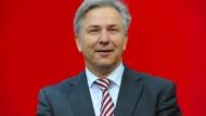 Klaus Wowereit hatte auch bei seinem Rücktritt ein Lächeln auf den Lippen