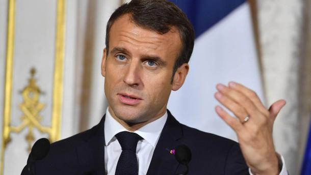 Auch Frankreich plant Strafen gegen Saudi-Arabien