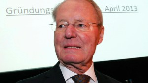 Alternative für Deutschland liegt bei 3 Prozent