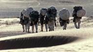 November 2001: Ein amerikanisches Vorauskommando im Süden Afghanistans