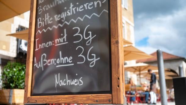 Frankfurter Gastronomen sind noch skeptisch