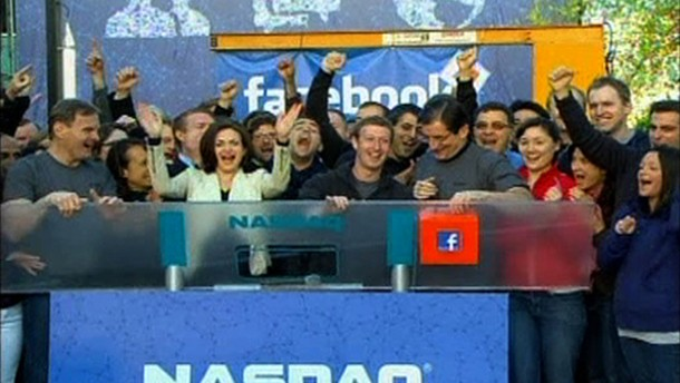 Facebook kommt in den S&P 500