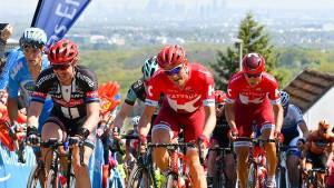 Deutsche Rad-Stars wollen Sieg in Frankfurt