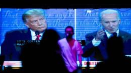 Trumps letztem Schlag fehlt die Wucht