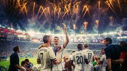Ein Endspiel für die Weltmeister