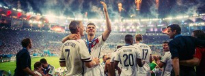 Eine unvergessliche Nacht: Deutschland ist Weltmeister 2014.