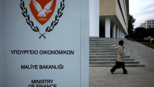 SPD-Bundesvorsitzender Gabriel stellt Zustimmung zum Zypern-Paket infrage