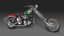 Was das Heiligenbild mit einer Harley-Davidson verbindet