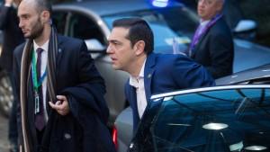 Braucht Griechenland ein neues Sicherheitsnetz?