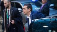 Hat das Ende der Rettungsprogramme versprochen: der griechische Premierminister Alexis Tsipras
