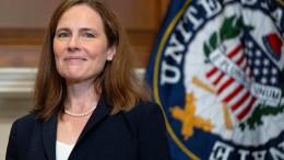 Senat ernennt Barrett zur Verfassungrichterin