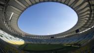 Traumziel Maracana: Brasilianisches Nationalstadion und Finalort beim Confed-Cup