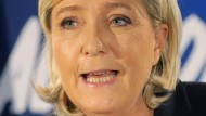 Marie Le Pen im Trump Tower