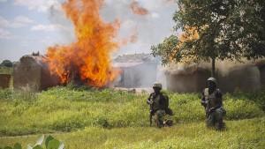 101 Kinder aus Gewalt von Boko Haram befreit
