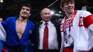 Putin nennt Olympia-Sperre für Russen unfair