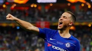 Chelsea-Star Hazard unterschreibt Millionen-Vertrag bei Real Madrid