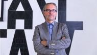 19. Rundgang der HfG: Hochschule-Präsident Bernd Kracke