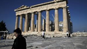 Vereinigte Staaten signalisieren weitere Hilfen für Griechenland