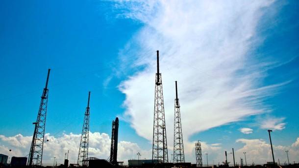 Fehlstart für ersten privaten Raumtransporter