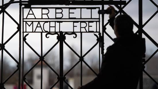 KZ-Tor kehrt nach Dachau zurück