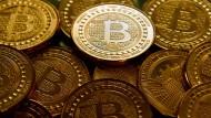 Sagenhafte Wertsteigerung: Bitcoins haben um 1700 Prozent zugelegt.