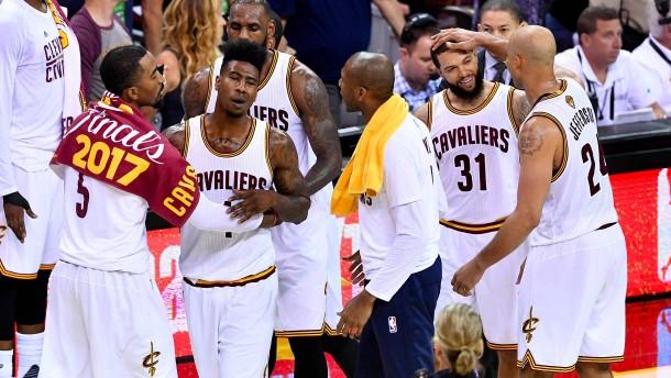 Cleveland meldet sich zurück