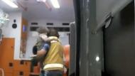 Sanitäter spricht über die Rettung des syrischen Jungen