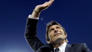 Conte übernimmt Squadra Azzurra
