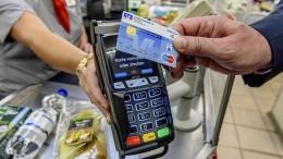 Digitales Bezahlen ist auf dem Vormarsch