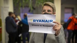 Die deutsche Wirtschaft meidet den Konflikt mit Belarus