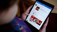 Schaltet die Köder langsam ab: das soziale Netzwerk Facebook