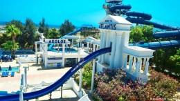 Badespaß im Wasserpark auf Zypern