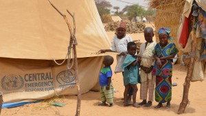 Hunderttausende fliehen vor Gewalt in Nigeria