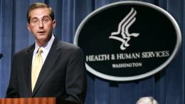 Trump nominiert früheren Pharmamanager als Gesundheitsminister