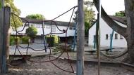 Tatort der Missbräuche: die Elly-Heuss-Knapp-Schule in Darmstadt.