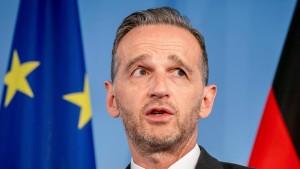 Maas kündigt deutsche Initiative bei Verteilung von Flüchtlingen an